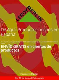 De aquí. Productos hechos en España 🇪🇸