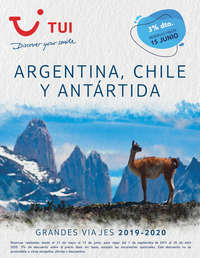 Argentina, Chile y Antártida