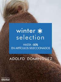Winter Selection. Hasta -50% en artículos seleccionados
