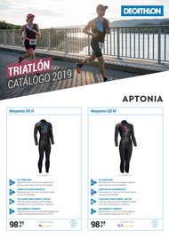 Triatlón. Catálogo 2019