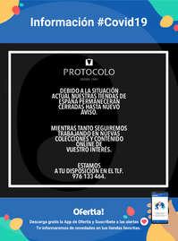 Información Protocolo Novios #Covid19