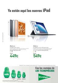 Ya están aquí los nuevos iPad