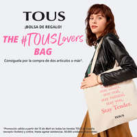The #TousLovers bag