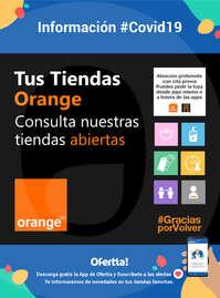 Información Orange #covid19