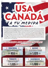 especial estados unidos y canadá
