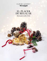 El placer de regalar