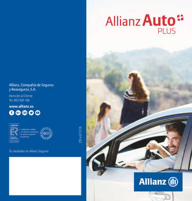Información sobre Seguros de Autos Allianz- Page 1