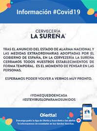 Información La Sureña #Covid19
