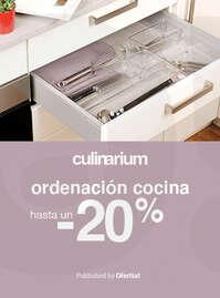 Ordenación cocina hasta un -20%