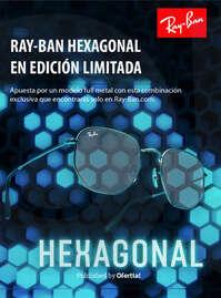 Ray-Ban Hexagonal 💙🔝
