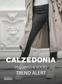 Leggings & socks - Trend alert