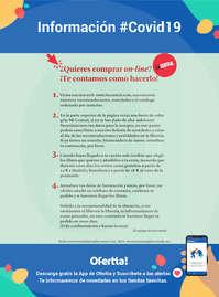 Información La Central #Covid19