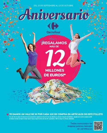 Aniversario. ¡Regalamos más de 12 millones de euros!- Page 1