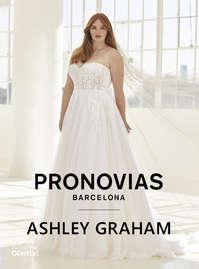 Ashley Graham x Pronovias