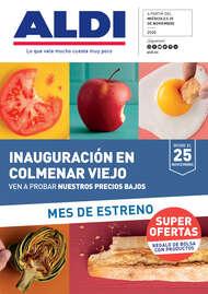 Inauguración en Colmenar Viejo