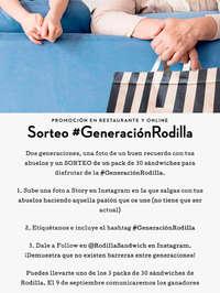 #GeneraciónRodilla