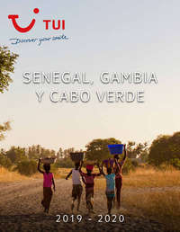 Senegal, Gambia y Cabo verde 2019-2020