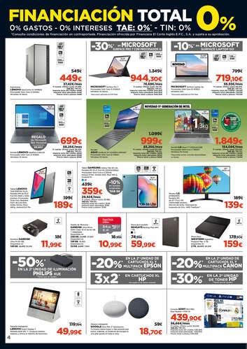 Adélantate al Black Friday- Page 1