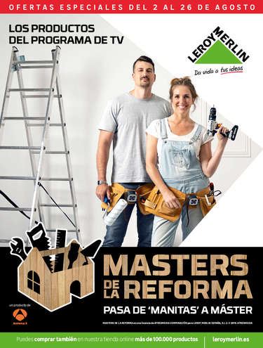 Masters de la reforma- Page 1