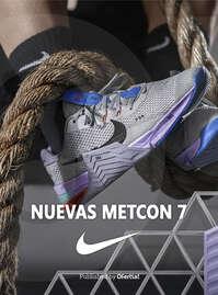 Nuevas Metcon 7