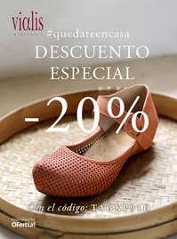 #QuédateEnCasa. Descuento especial -20%