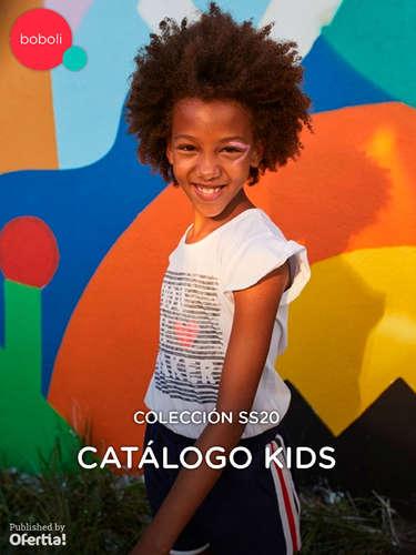 Colección SS20. Catálogo kids- Page 1
