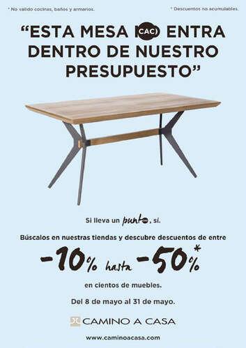 """""""Esta mesa entra dentro de nuestro presupuesto""""- Page 1"""