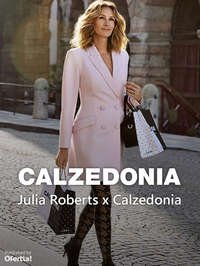 Julia Roberts x Calzedonia