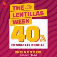 The lentillas week 🔥