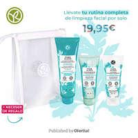 Llévate tu rutina completa de limpieza facial por solo 19,95€