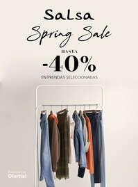 Spring Sale. Hasta -40%