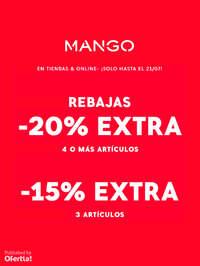 Rebajas - Hasta -20% extra