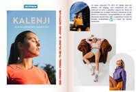 Colección running y jogging PV21