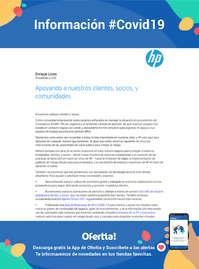 Información HP #Covid19