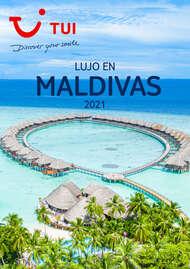Lujo en Maldivas 2021