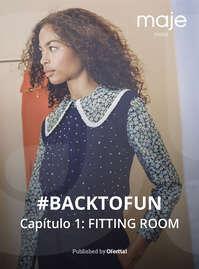 #BackToFun. Fitting Room