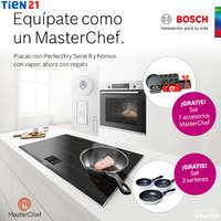 Equípate con un Master Chef