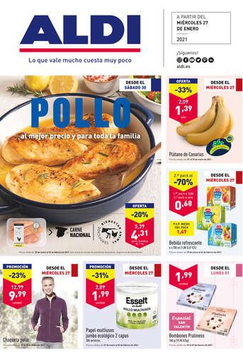 Pollo al mejor precio y para toda la familia- Page 1