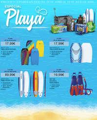 Especial Playa