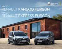 Kangoo Furgón - Express Furgón