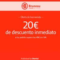 20€ de descuento inmediato