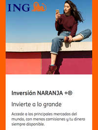 Inversion naranja +