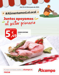 #AlimentamosLoLocal 🍅