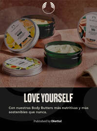Love Yourself con nuestras Body Butters