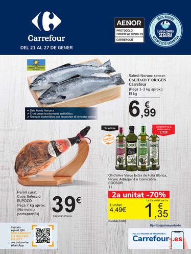 Ofertes Carrefour- Page 1