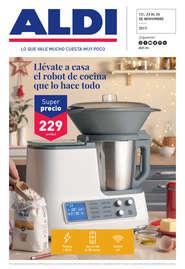 Especial robot de cocina