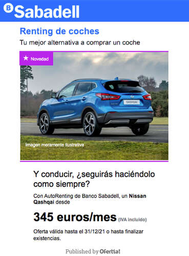 Renting de coches- Page 1