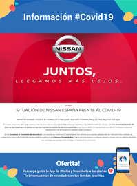 Información #Covid19 - Situación de Nissan