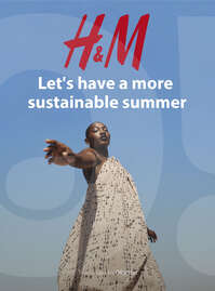 Let's have a more  sustainable summer