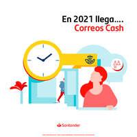 En 2021 llega Correos Cash